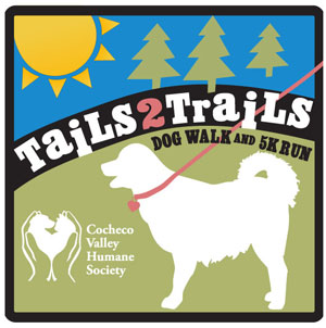 Tails to Trails Dog Walk & 5K Run