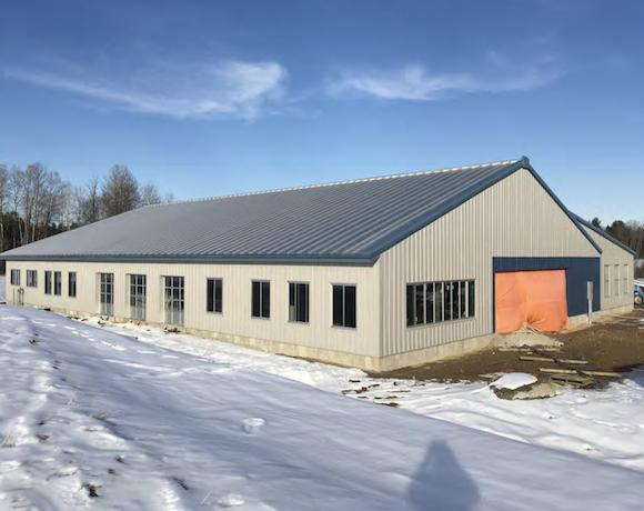 New Building Update!